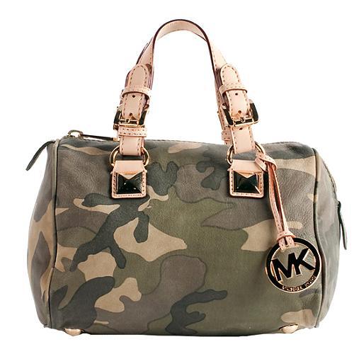 MICHAEL-Michael-Kors-Camo-Satchel-Handbag 43582 front large 1.jpg e7787622748a
