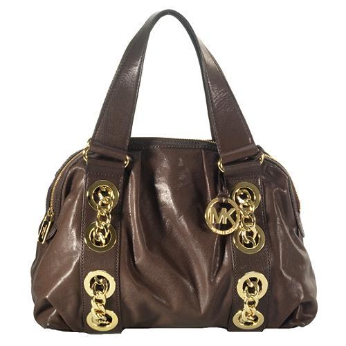 MICHAEL Michael Kors Chain Detail Satchel Handbag