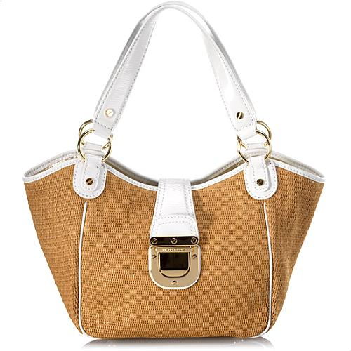 MICHAEL Michael Kors Charlton/Braided Gromment Medium Tote