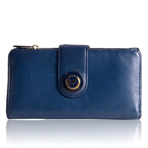 MICHAEL Michael Kors Continental Pushlock Wallet