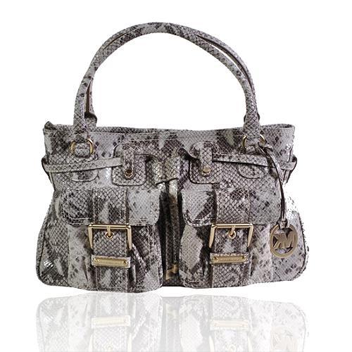 MICHAEL Michael Kors Desert Satchel Handbag