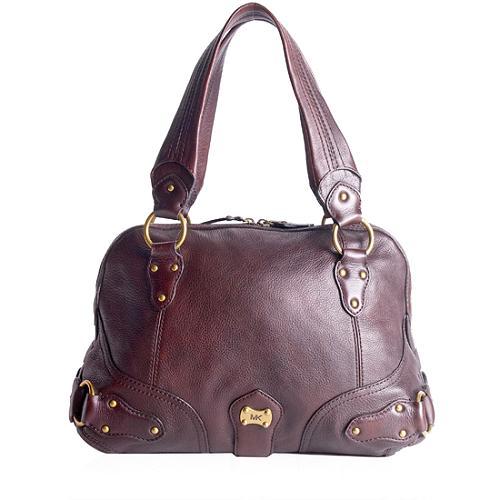 MICHAEL Michael Kors Domed Satchel Handbag