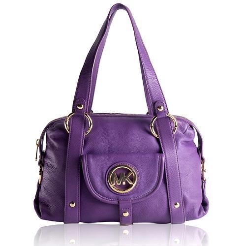 MICHAEL Michael Kors Fulton Large Satchel Handbag