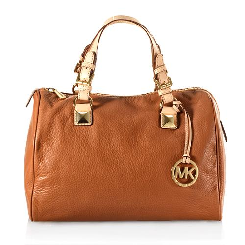 MICHAEL Michael Kors Grayson Large Satchel Handbag