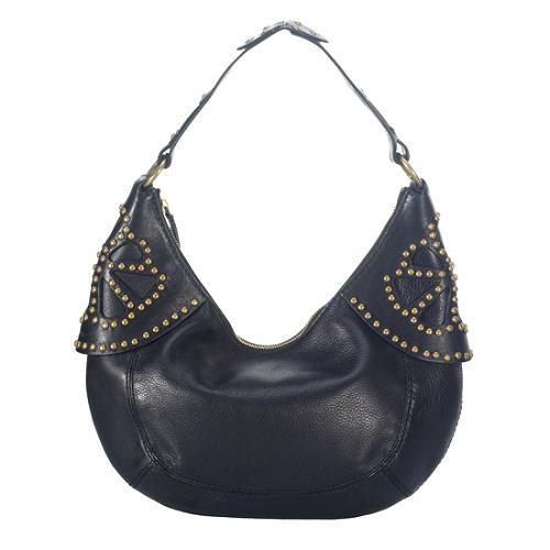 MICHAEL Michael Kors Grommet Hobo Handbag