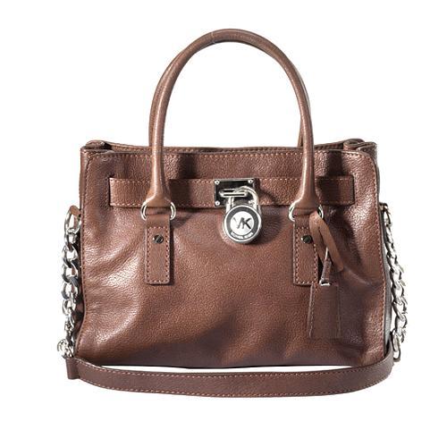 MICHAEL Michael Kors Hamilton East/West Satchel Handbag