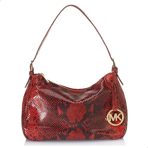 MICHAEL Michael Kors Item Small Top Zip Shoulder Handbag - FINAL SALE