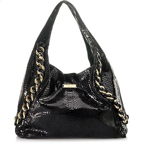 MICHAEL Michael Kors Large ID Chain Hobo Handbag - FINAL SALE