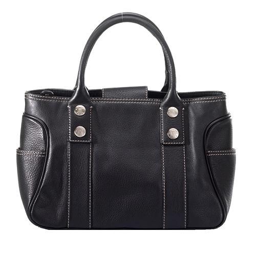 MICHAEL Michael Kors Leather Satchel Handbag