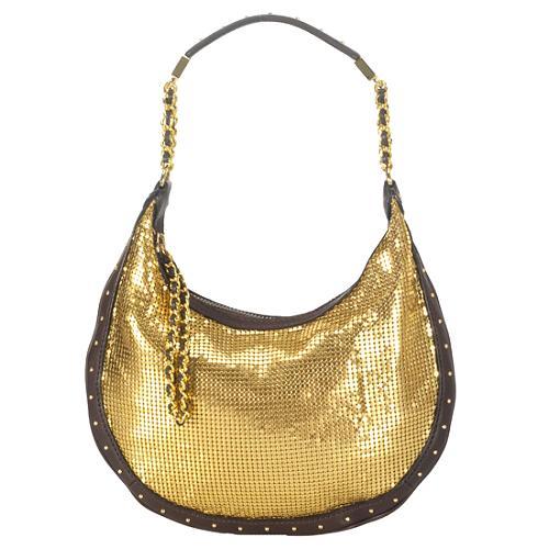 MICHAEL Michael Kors Metallic Evening Handbag
