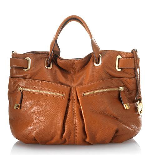 MICHAEL Michael Kors New Layton Large Satchel Handbag