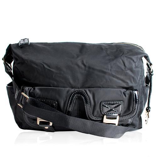 MICHAEL Michael Kors Nylon Ranger Shoulder Handbag