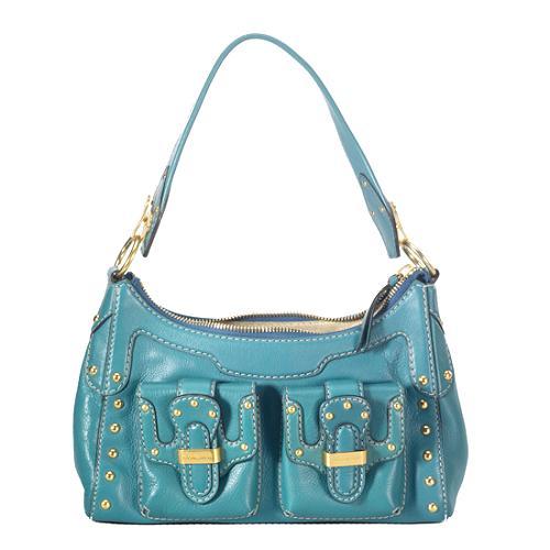 MICHAEL Michael Kors Palm Beach Top Zip Shoulder Handbag