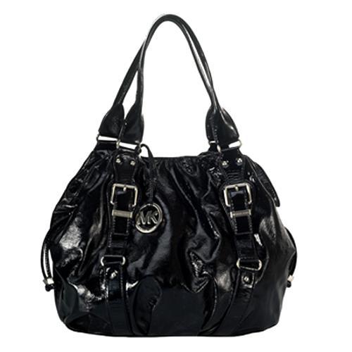 MICHAEL-Michael-Kors-Patent-Leather-Lattington-Tote 40866 front large 1.jpg 40d1fdaa6