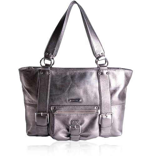 MICHAEL Michael Kors Pebbled Leather Austin Tote