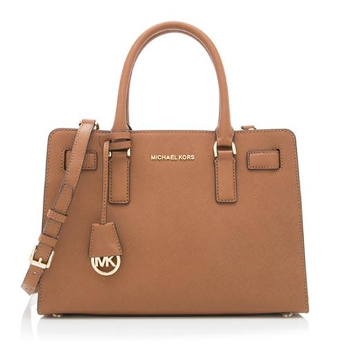 MICHAEL Michael Kors Saffiano Dillon East/West Satchel