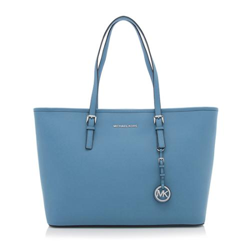 MICHAEL Michael Kors Saffiano Jet Set Medium Tote