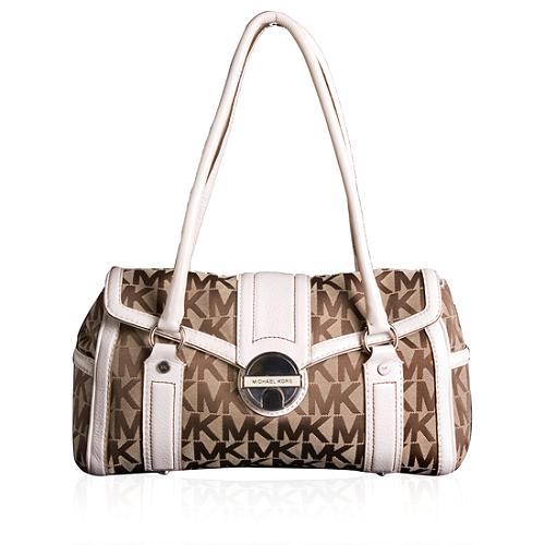 MICHAEL Michael Kors Signature Satchel Handbag