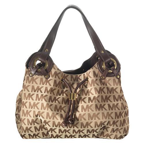 MICHAEL Michael Kors Signature Shoulder Handbag