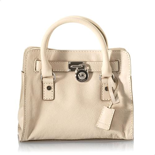 MICHAEL Michael Kors Small Hamiltion Messenger Handbag