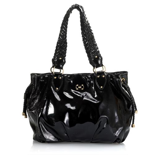 MICHAEL Michael Kors Woodside Patent Leather Tote