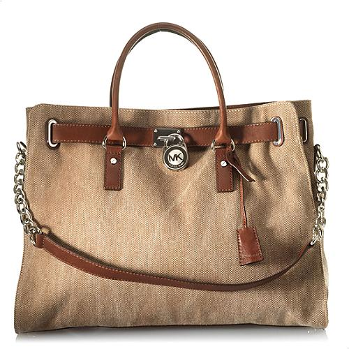 MICHAEL Michael Kors X-Large North/South Hamilton tote