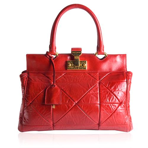 Marc Jacobs Klein Patchwork Tote