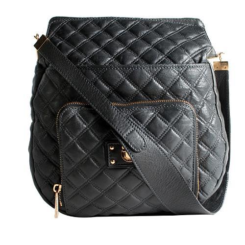 Marc Jacobs Large Quilted Shoulder Handbag