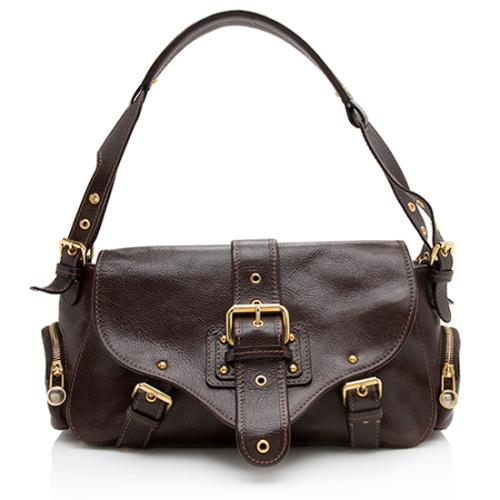 Marc Jacobs Leather Carmen Hobo