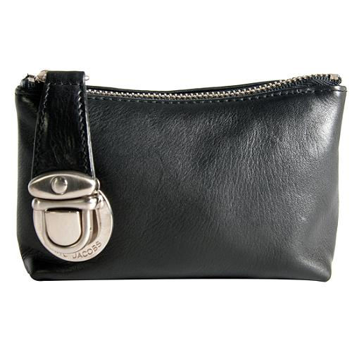 Marc Jacobs Leather Coin Wallet
