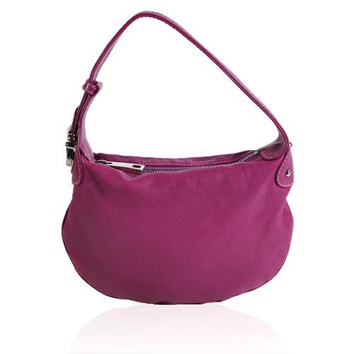 Marc Jacobs Leather Hobo Handbag