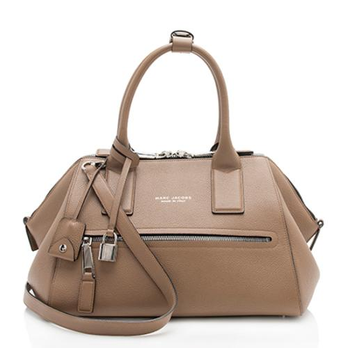 Marc Jacobs Leather Incognito Small Satchel