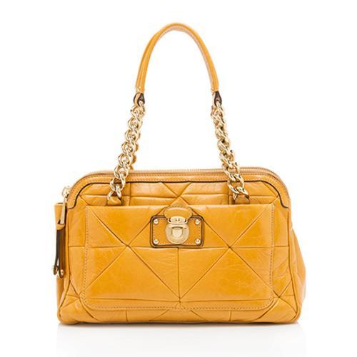 Marc Jacobs Leather Ines Shoulder Bag