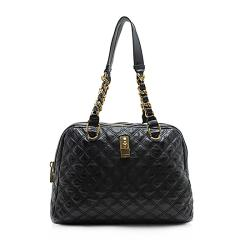 Marc Jacobs Leather Karlie Satchel