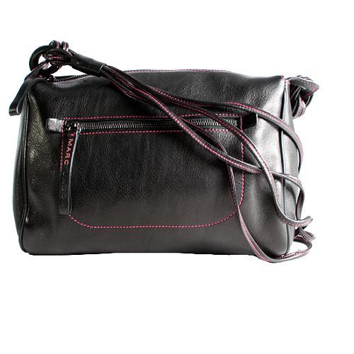 Marc Jacobs Leather Large Shoulder Handbag