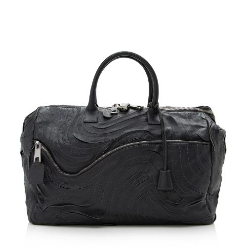 Marc Jacobs Leather Layered Satchel
