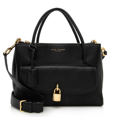 Marc Jacobs Leather Lock That Tote