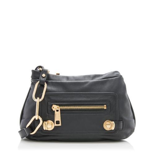 Marc Jacobs Leather Mercer Owen Shoulder Bag