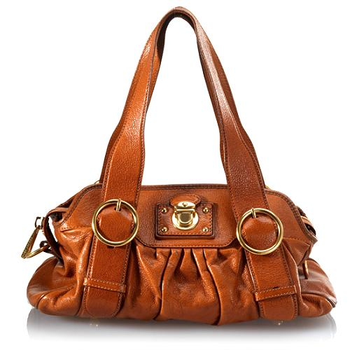 Marc Jacobs Leather Satchel Handbag