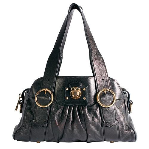 Marc Jacobs Leather Satchel Handbag