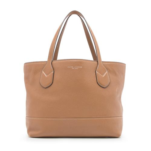 Marc Jacobs Leather Shopping Tote