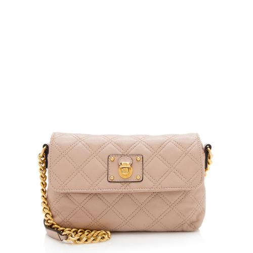 Marc Jacobs Leather Single Small Shoulder Bag