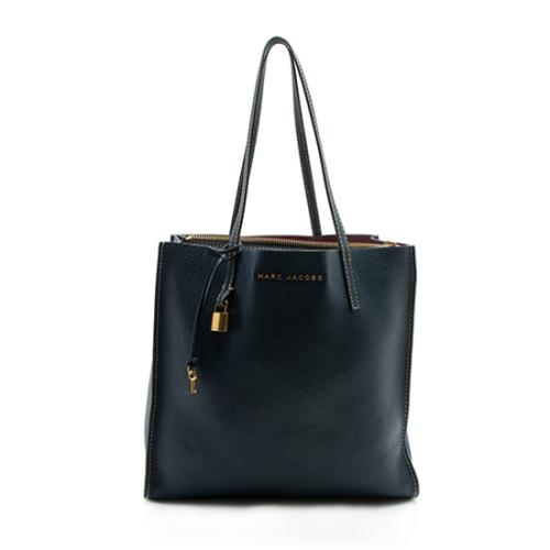 Marc Jacobs Leather The Grind Tote