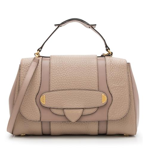 Marc Jacobs Leather Thompson Satchel