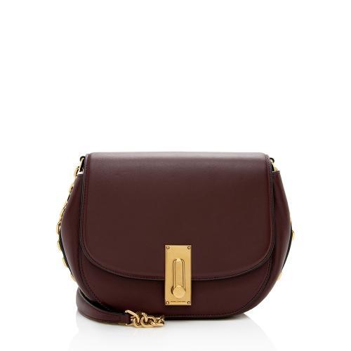 Marc Jacobs Leather West End Jane Shoulder Bag