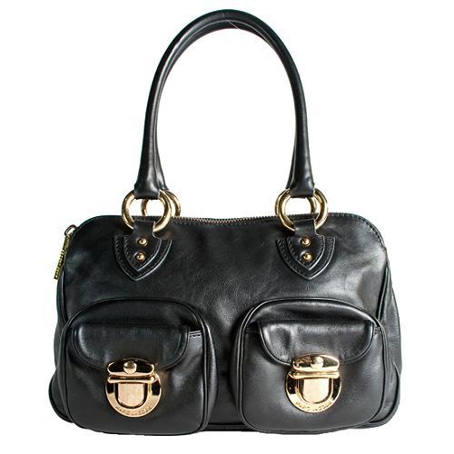 Marc Jacobs Mercer Blake Satchel Handbag