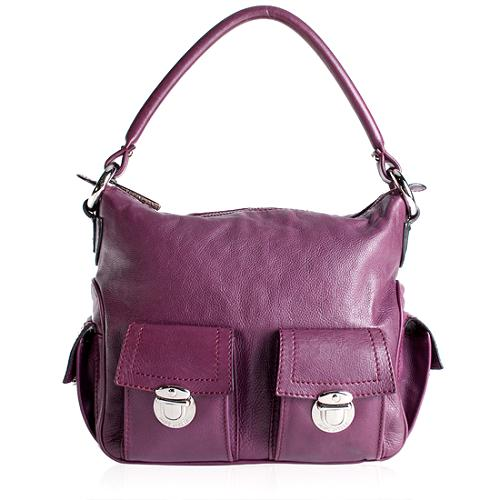 Marc Jacobs Multipocket Hobo Handbag