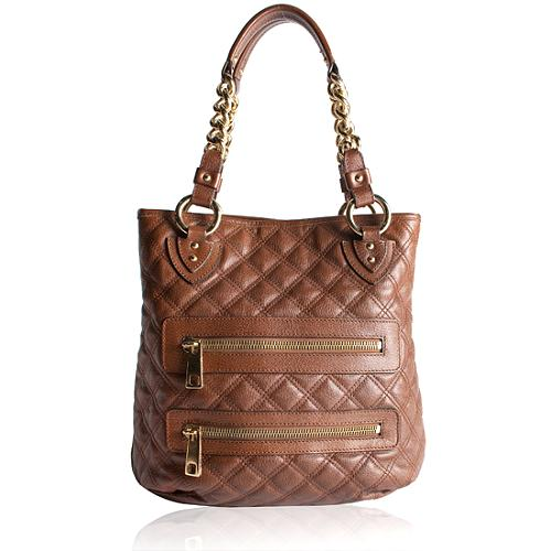 Marc Jacobs Quilted Classic Tote