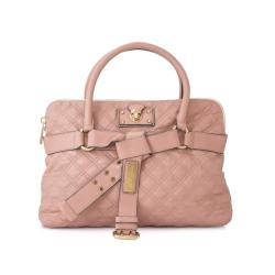 Marc Jacobs Quilted Leather Bruna Satchel