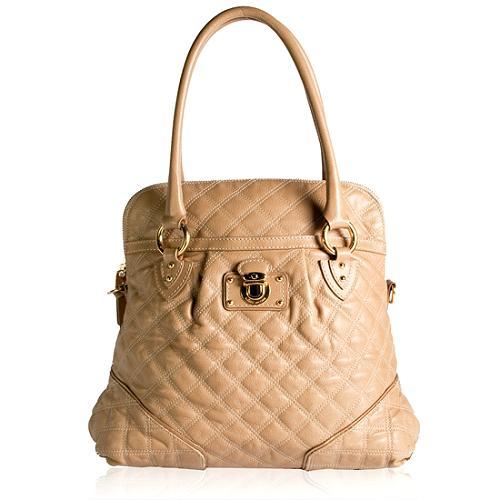 Marc Jacobs Quilted Shoulder Handbag